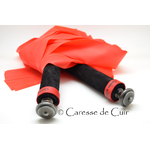 caressedecuir - duo-martinet - bdsm - cuir - latex - noir - rouge - 2