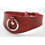 Collier-SM-cuir-rouge-veiné-noir3