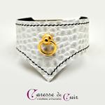 bracelet-bdsm-cuir-blanc-couture-noire-2