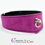 collier-cuir-velours-violet-anneau-doublure-velours-2
