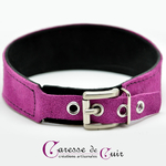 collier-cuir-velours-violet-anneau-doublure-velours-3