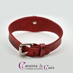 Collier-SM-cuir-rouge-veiné-noir-3