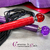 Martinet-latex-rond-peau-serpent-rouge-violet-4