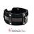 collier-sm-cuir-noir-fourrure poney-caresse de cuir-1