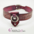 Collier-cuir-rouge-SM-pointe-amovible-argent-2
