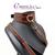 Caresse-de-cuir-ensemble - bracelets - Collier -sm-marron-phyton-cuir-01