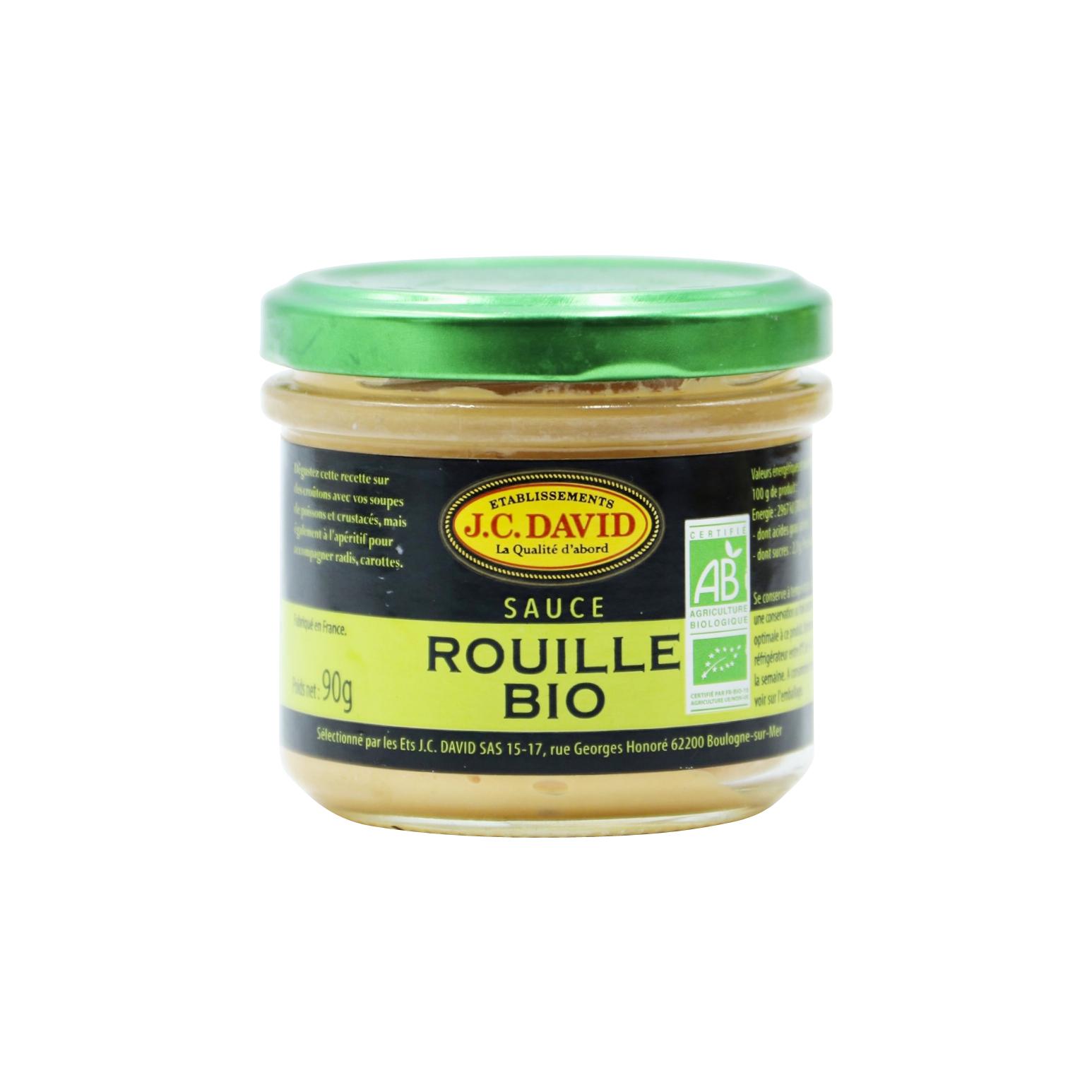 ROUILLE BIO - 90 g