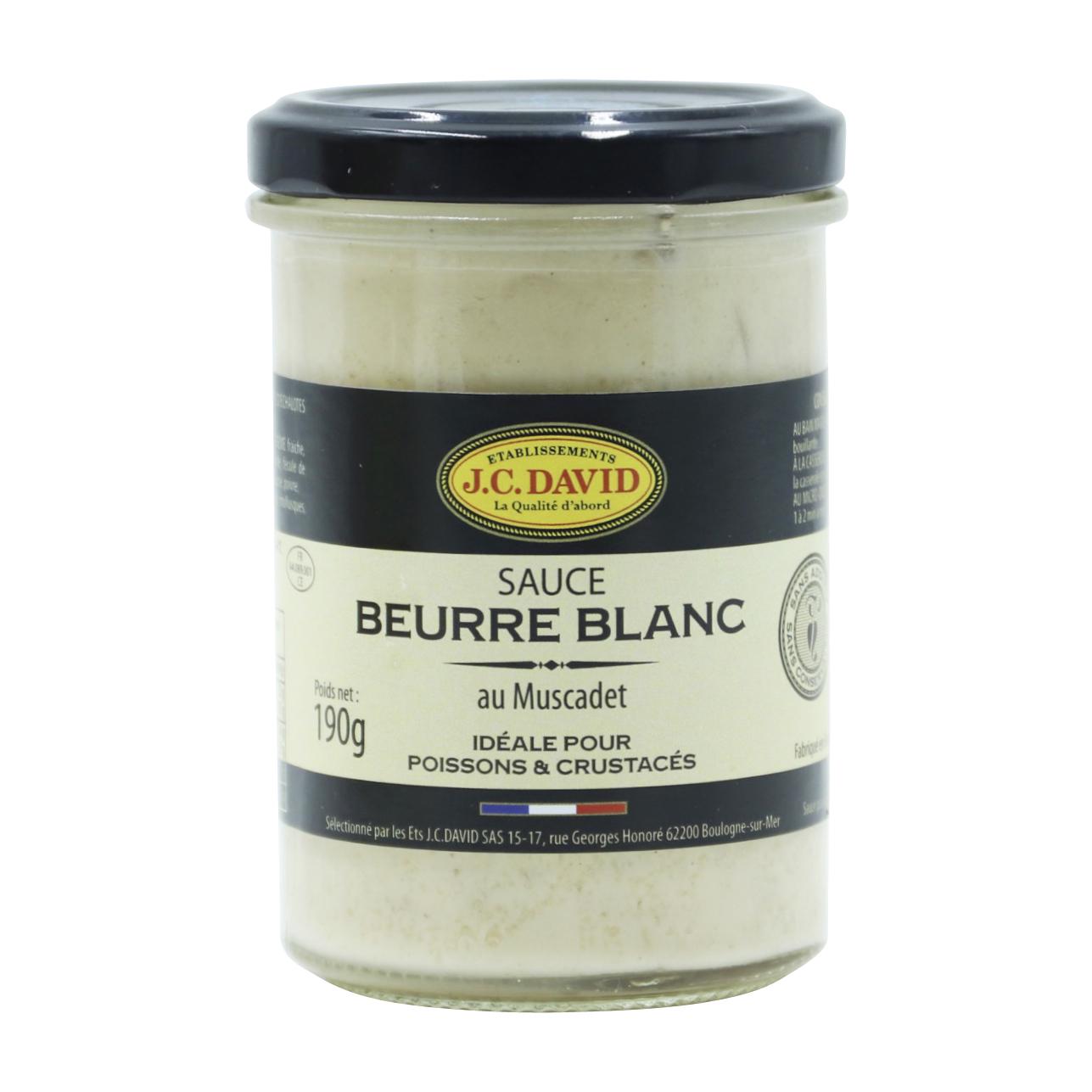SAUCE BEURRE BLANC - 200g