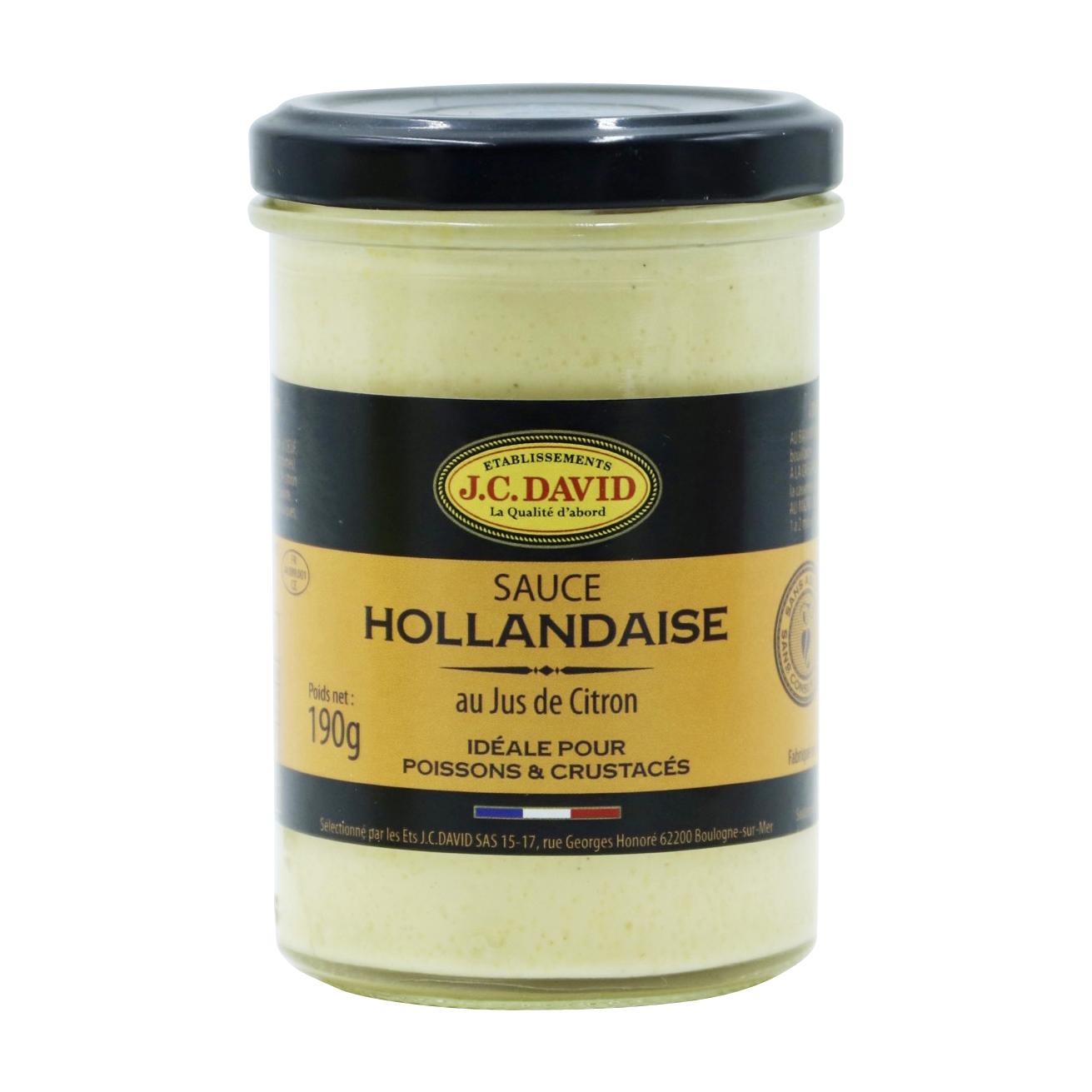 SAUCE HOLLANDAISE - 200 g