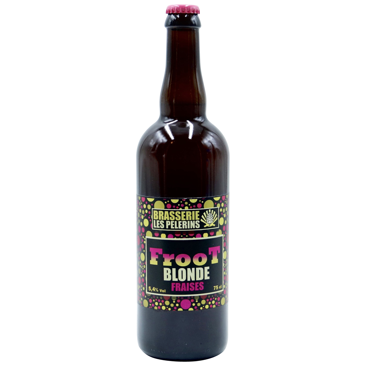 FROOT BLONDE FRAISE 75CL