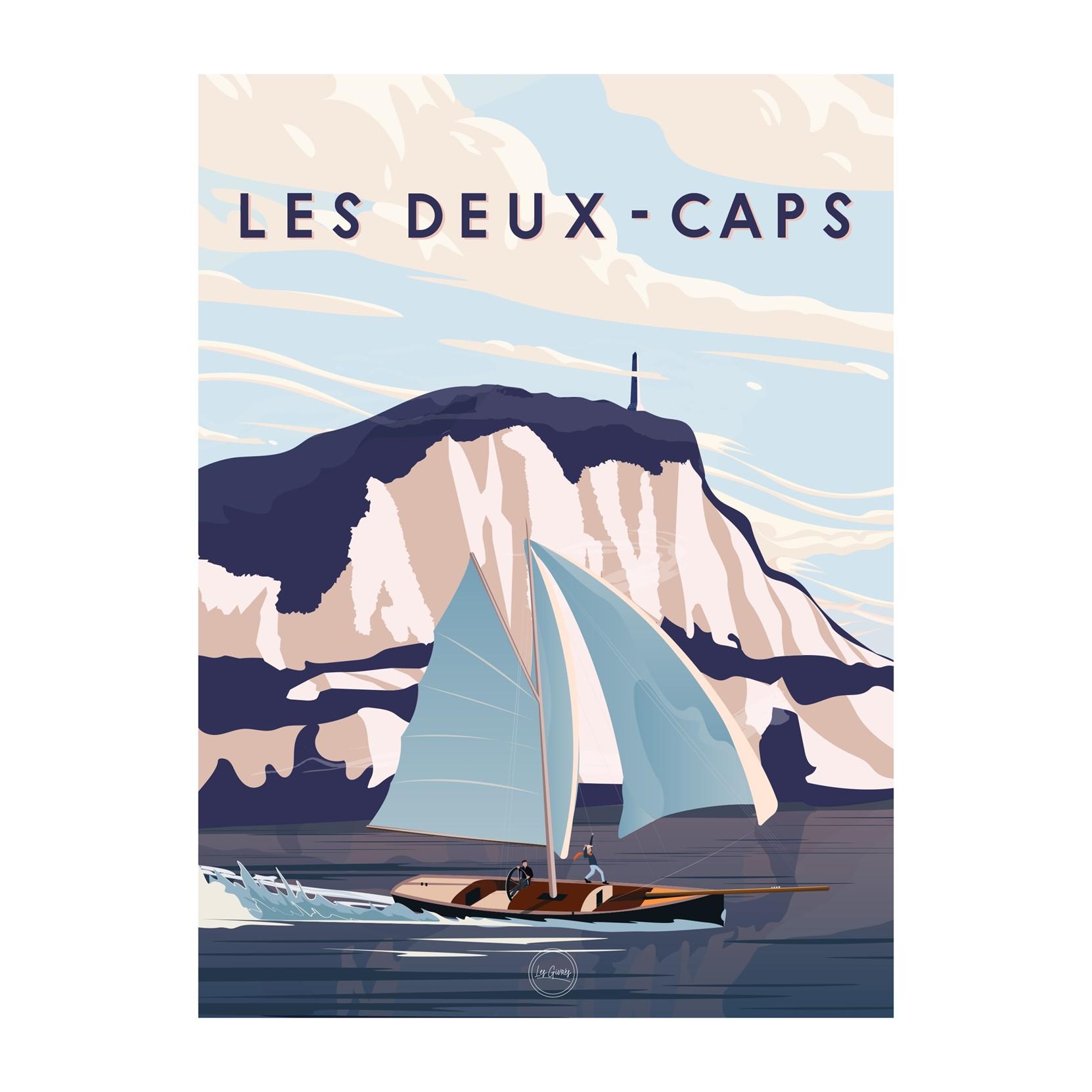 LES DEUX CAPS