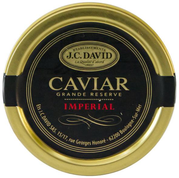 CAVIAR IMPERIAL 50g