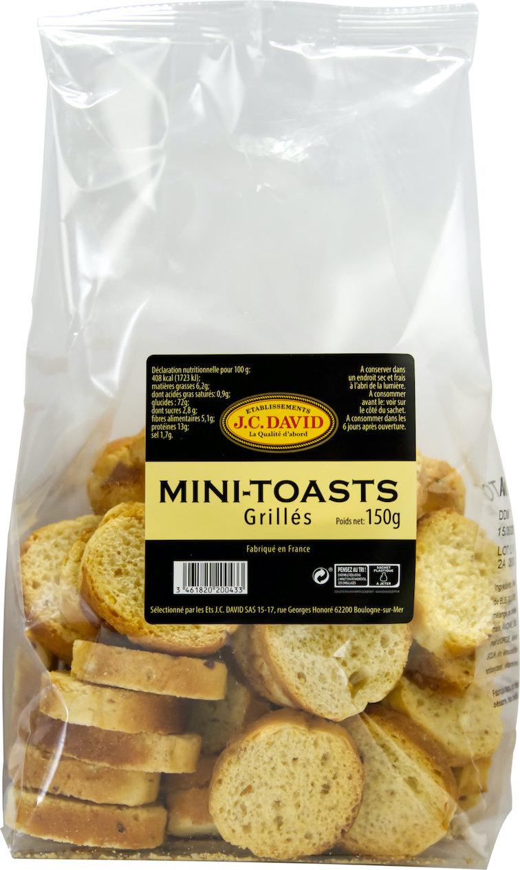 MINI-TOAST - 150 g