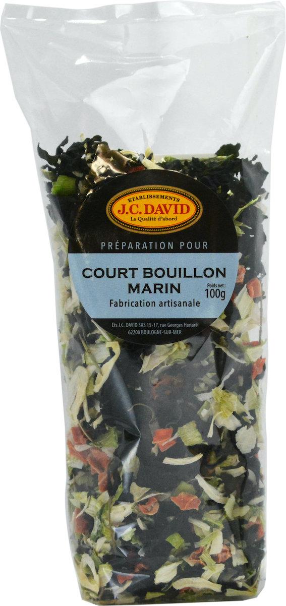 COURT BOUILLON MARIN - 100 g