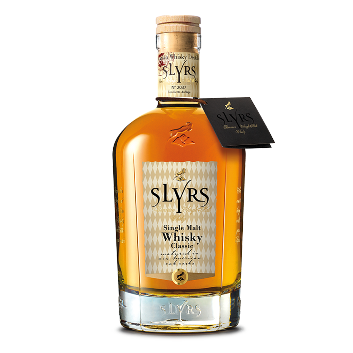 SLYRS Single Malt Whisky | Classic | 43 % vol.