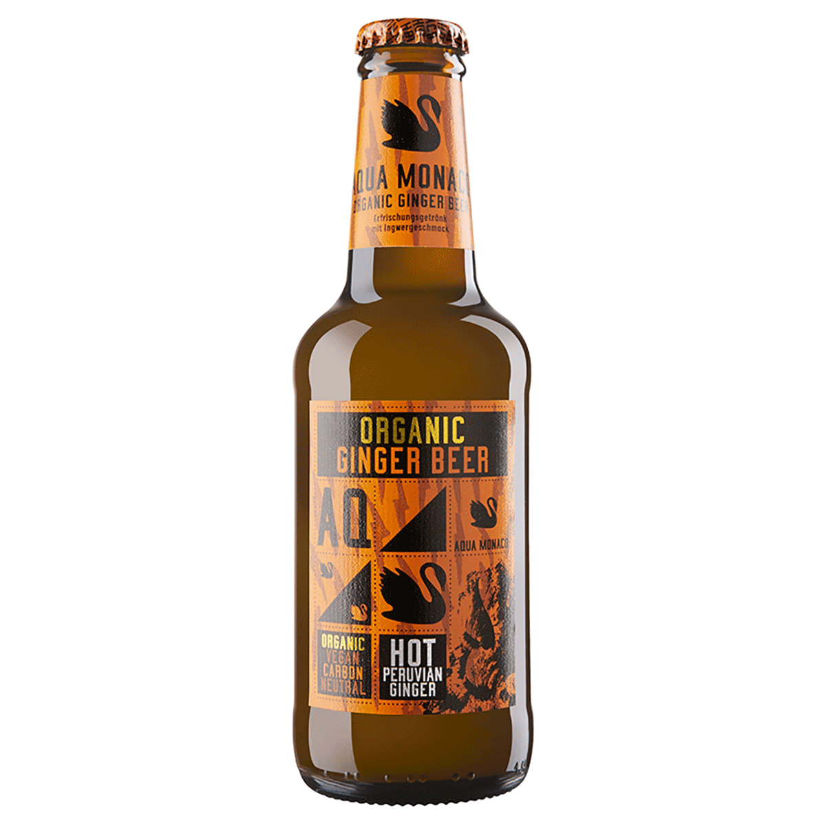 Organic Ginger Beer | 23 cl