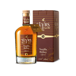 SLYRS_Liqueur_Whisky_Vanille_Miel_avec_emballage