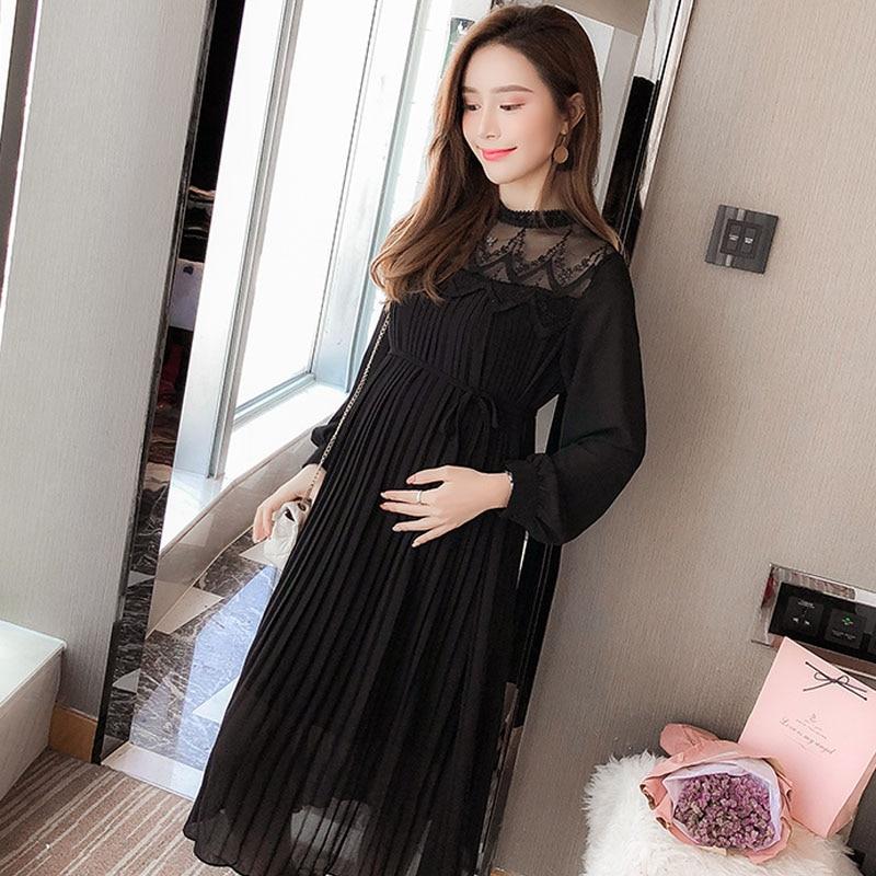 Top Vente : Robe de grossesse Akemi - Livré en 48H/72H