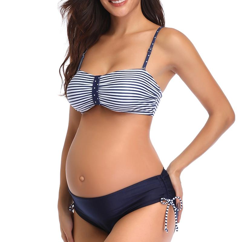 Bikini de grossesse