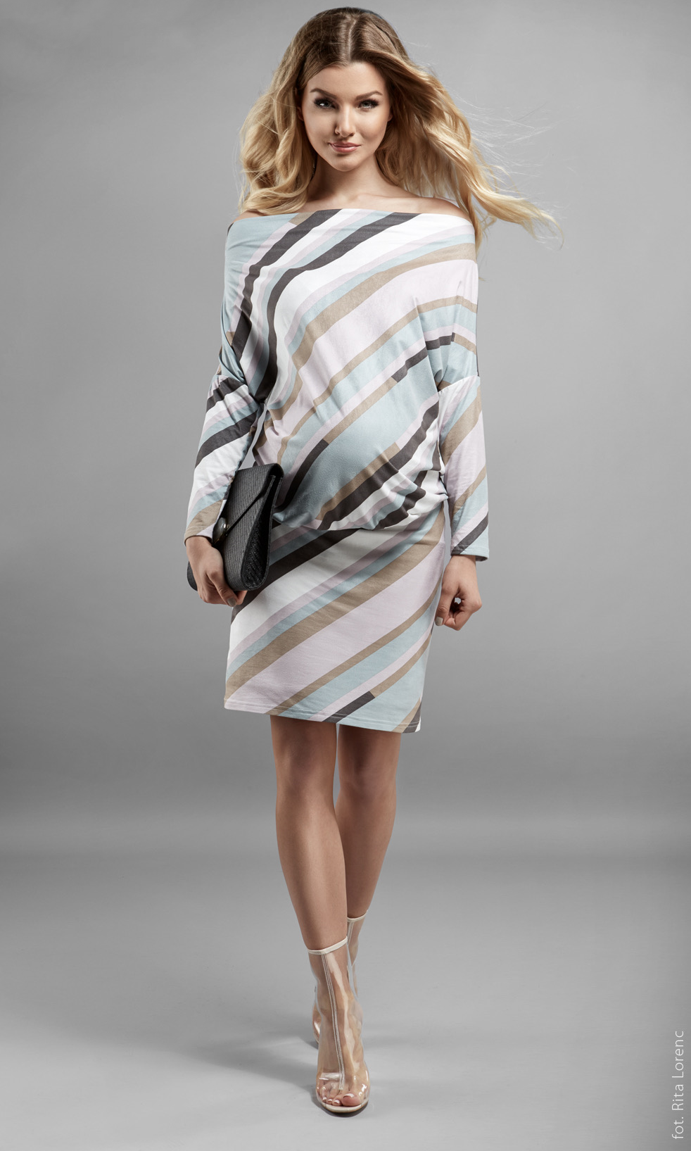 Robe de grossesse Sally