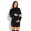 robe pull noir 1