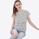 Maternit-blouse-d-allaitement-T-Shirts-D-alimentation-V-tements-Pour-Femmes-Enceintes-Allaitement-Grossesse-Haut