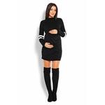 robe pull noir 2