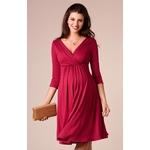 Robe elegante rouge 2