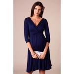 Robe elegante bleue 2