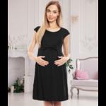 robe avec noeud noire 2