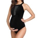 Nouvelle-mode-maillot-de-bain-Bikinis-enceintes-maillots-de-bain-dames-sexy-fronde-couleur-unie-une