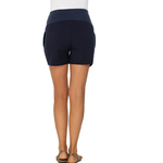 Maternit-t-Shorts-taille-haute-pantalon-pour-la-grossesse-enceinte-taille-lastique-Shorts-avec-poche-maternit