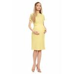 robe jaune 2