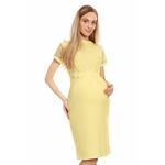 robe jaune 1