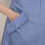 Robe-de-maternit-grande-taille-Tenue-d-t-confortable-la-mode-robe-de-grossesse-d-contract