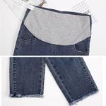 Haute-qualit-neuvi-me-pantalon-maternit-Jeans-pour-femmes-enceintes-v-tements-Skinny-Denim-Stretch-Jeans