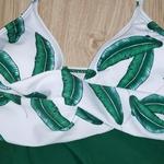 Maillot-de-bain-une-pi-ce-imprim-feuilles-d-collet-en-V-Sexy-pour-femmes-enceintes