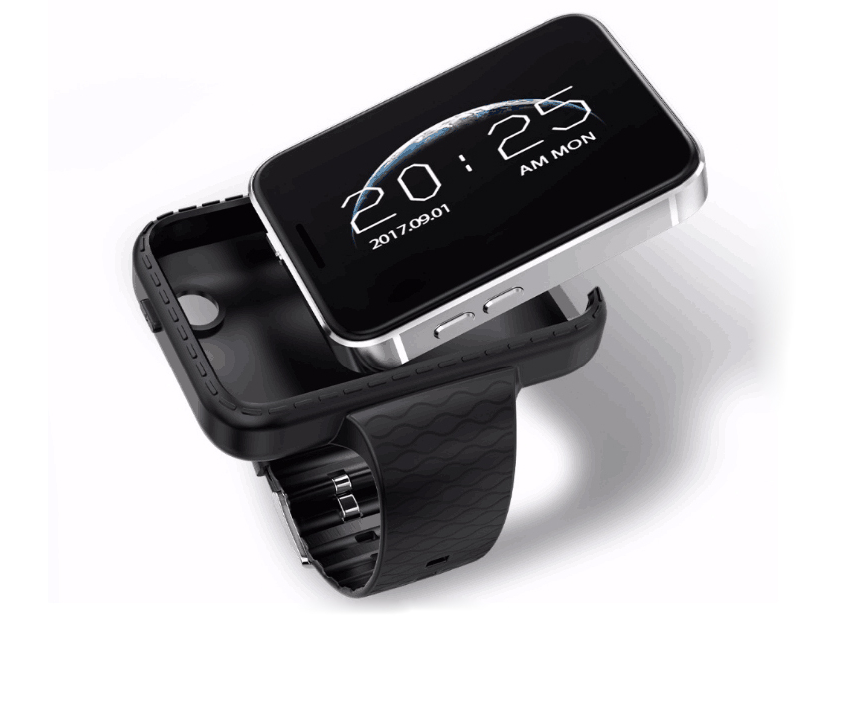 Smart watch 2 en 1 de MS