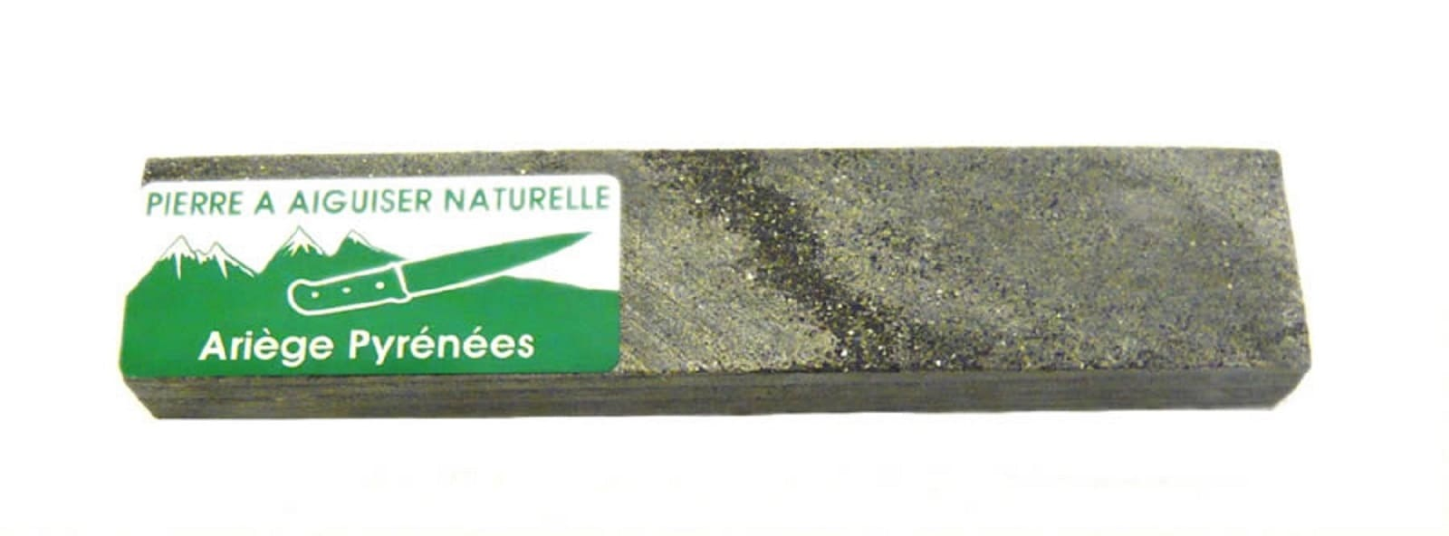 naturelle 14 cm Pyrénées PIERRE A MENUISIER Pierre à aiguiser grain moyen
