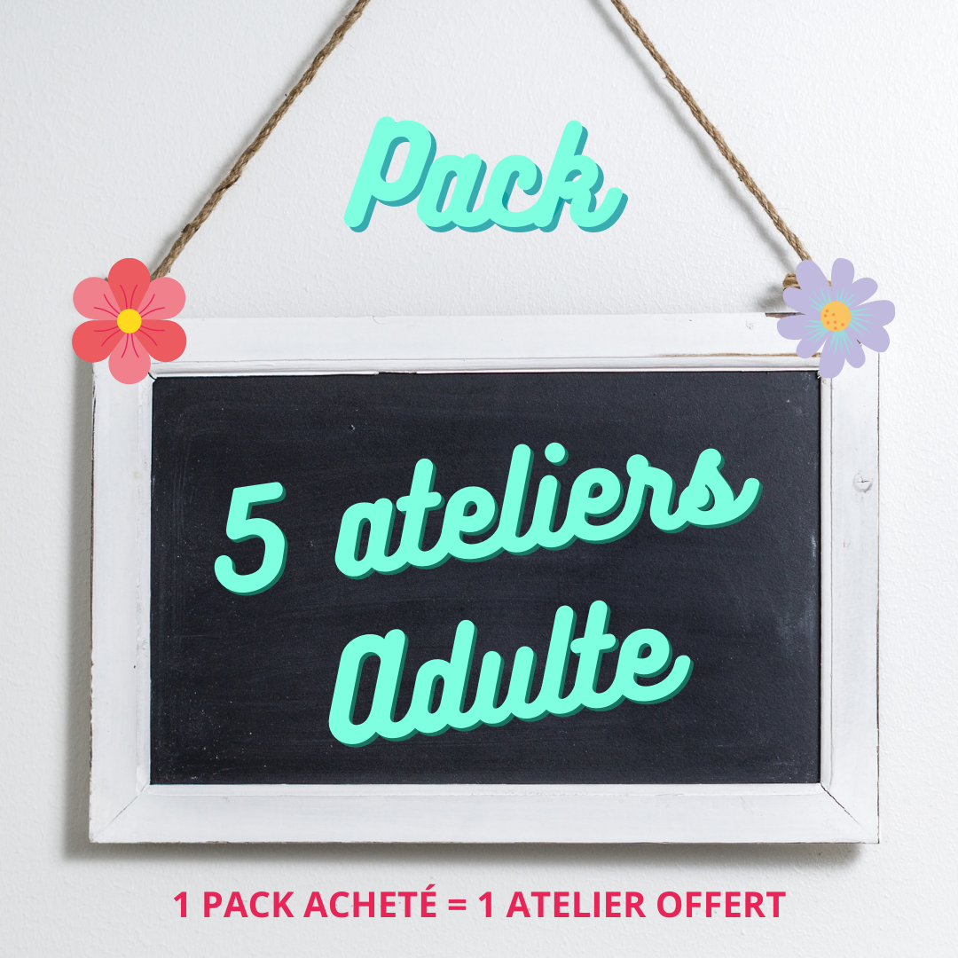 Pack adulte
