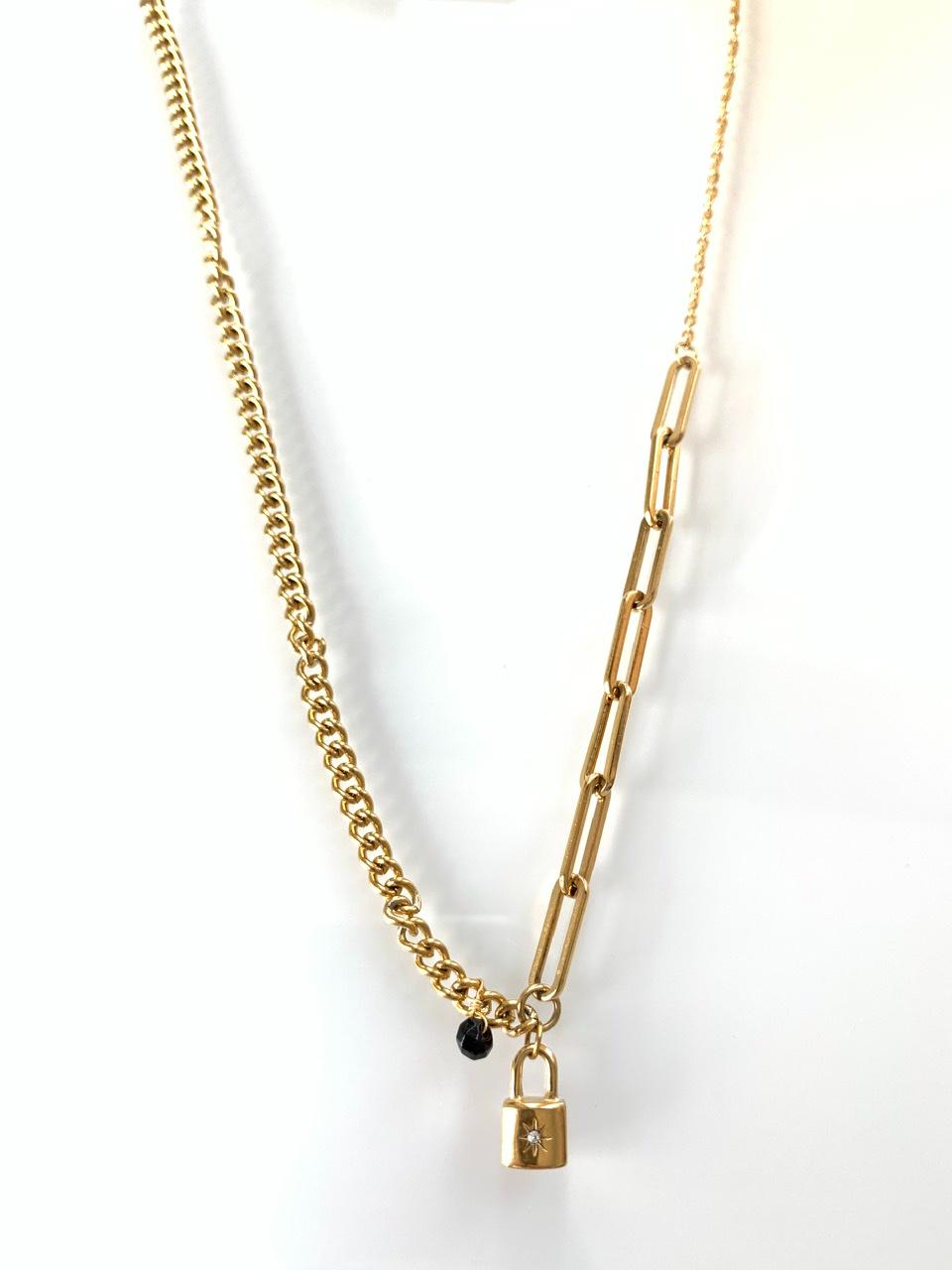 Collier cadenas