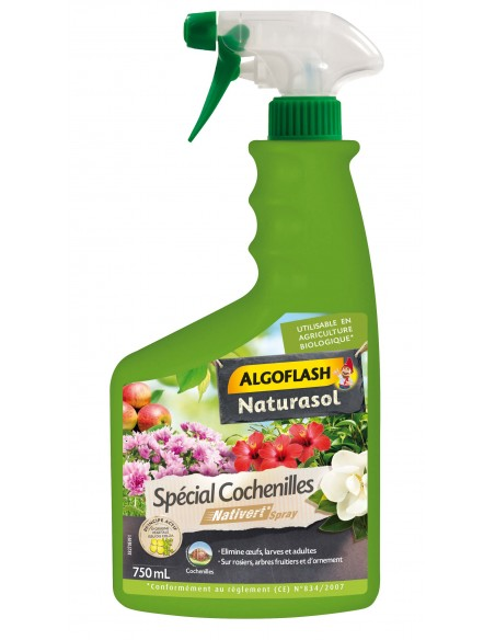 Insecticide cochenilles