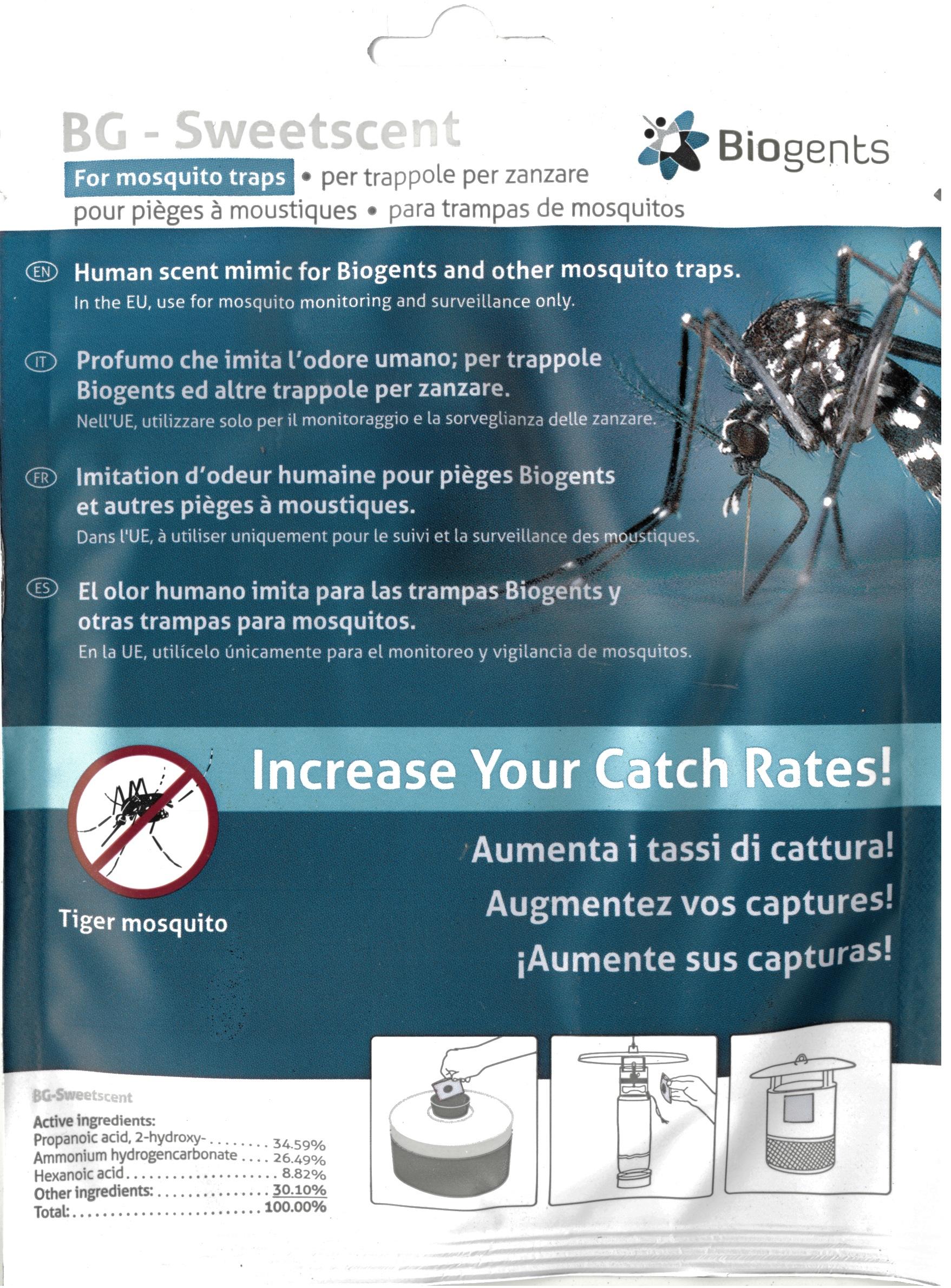 Recharges anti-moustiques Biogens
