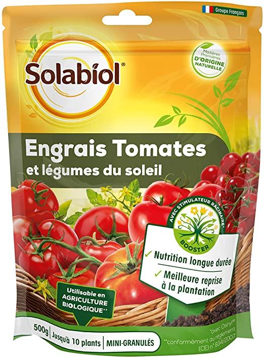 Engrais Tomates et Légumes Fruits