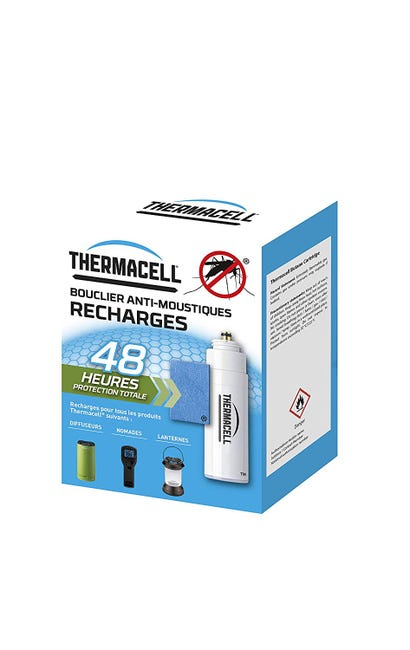 Recharges anti-moustiques Thermacell 48H