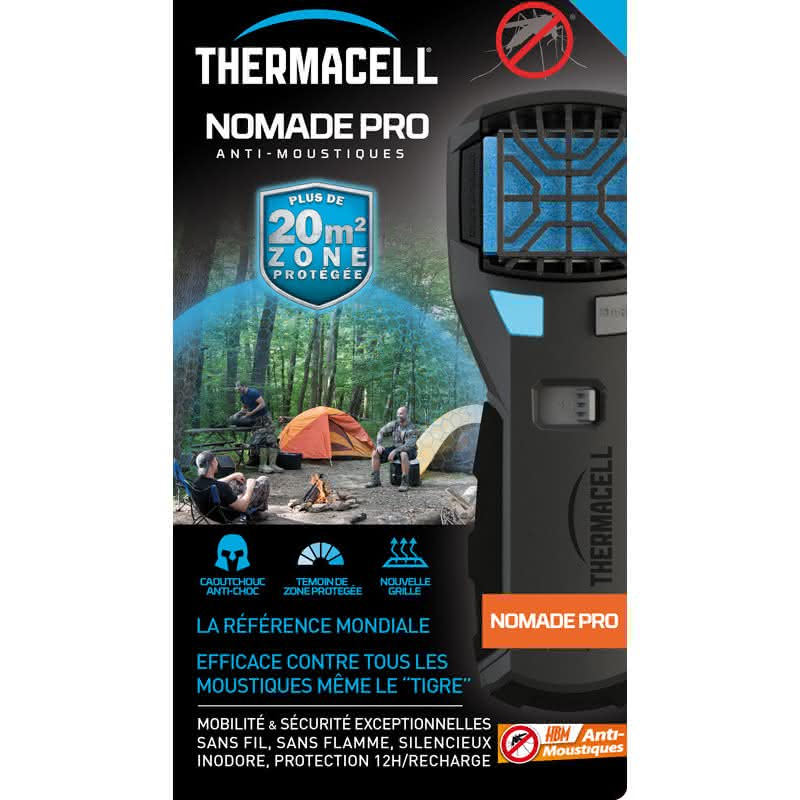 Diffuseur anti-moustiques Thermacell Nomade Pro