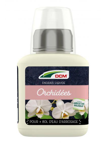engrais orchidées dcm - La jardinerie de pessicart nice - Livraison a domicile nice 06 plantes vertes terres terreaux jardinage arbres cactus