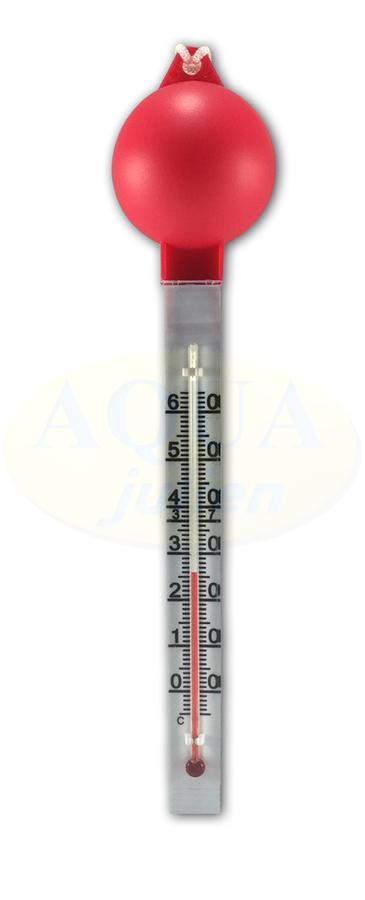 Thermometre-Vertical-avec-boule-flottante-LA JARDINERIE DE PESSICART NICE 06100