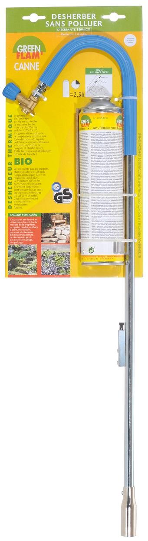 0222331DESHERBEUR THERMIQUE CANNE + BOUTEILLE la jardinerie de pessicart nice 06100