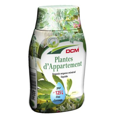Engrais liquide plantes d\'appartement